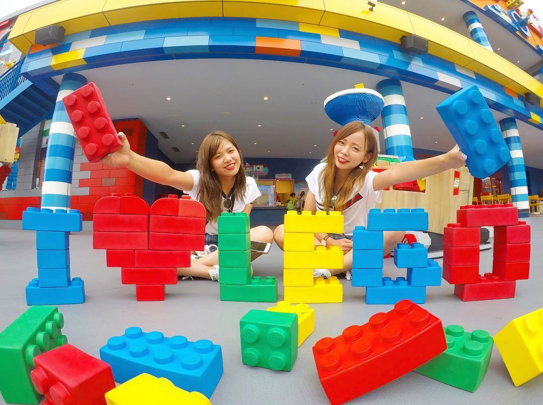 レゴランド LEGOLAND(R)Japan
