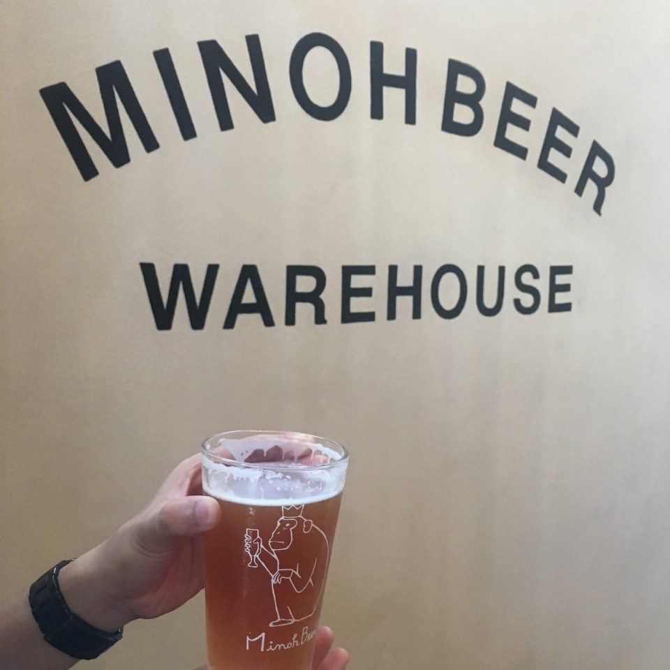 MINOH BEER WAREHOUSE