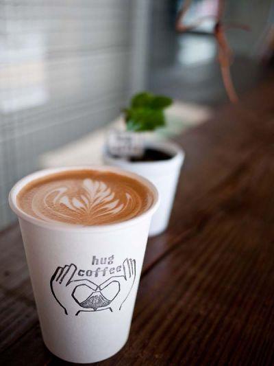 Hug Coffee 紺屋町店