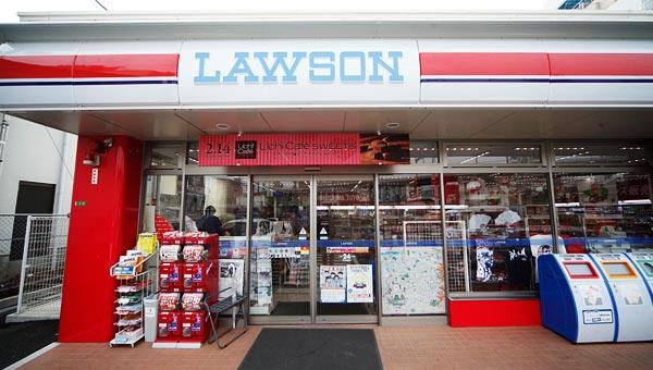 ローソン 広島東荒神町店