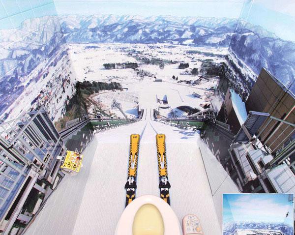 斑尾高原スキー場 トイレ