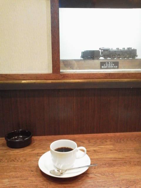 SL喫茶 忠司