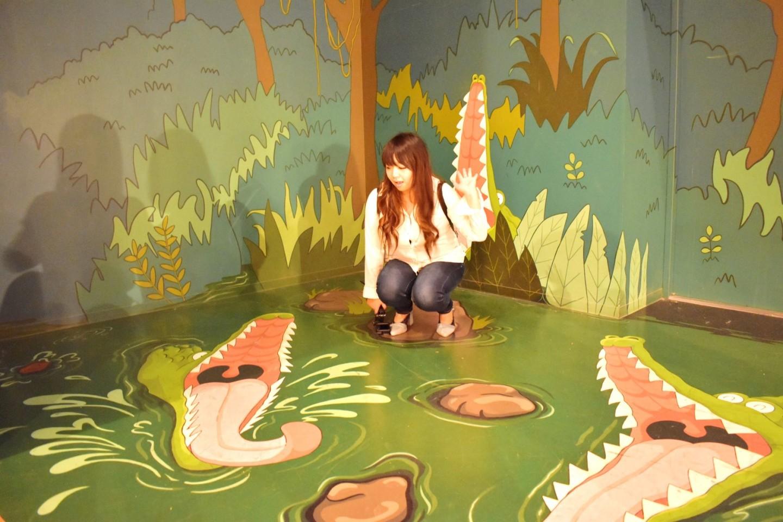 【閉鎖】かいけつゾロリのワニの池