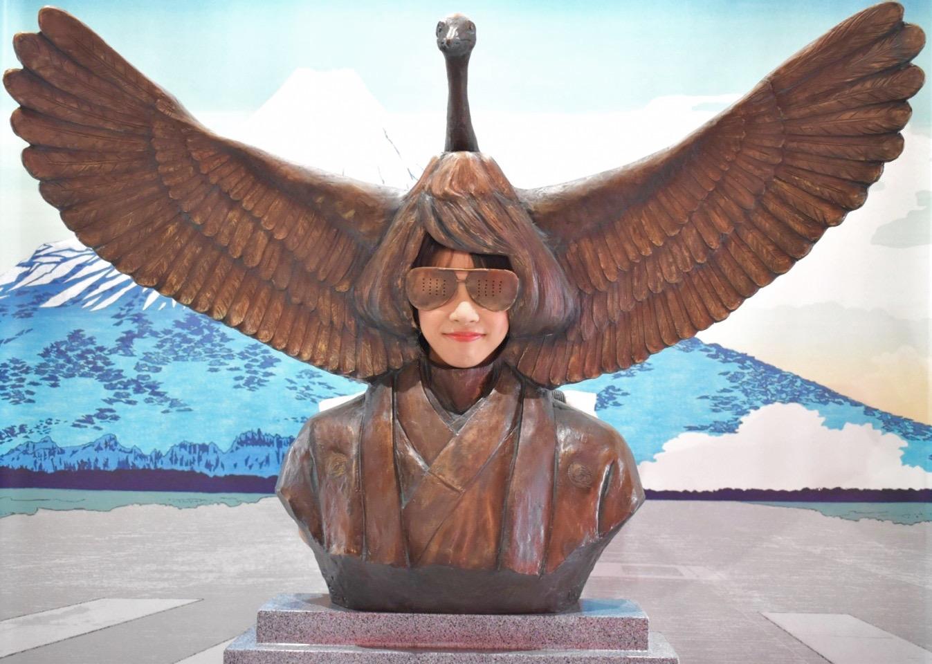富士飛行社の富士三太夫
