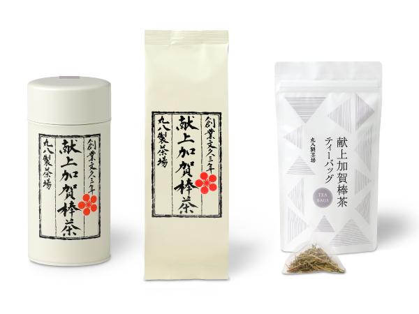 九八製茶場「加賀棒茶」