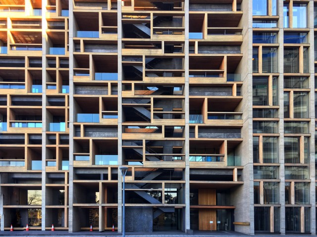 東京木材問屋協同組合 木材会館