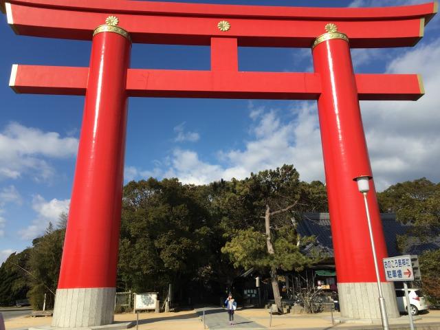 自凝島神社