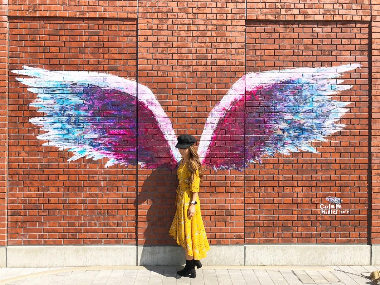 天使の羽(エンジェルウィング)