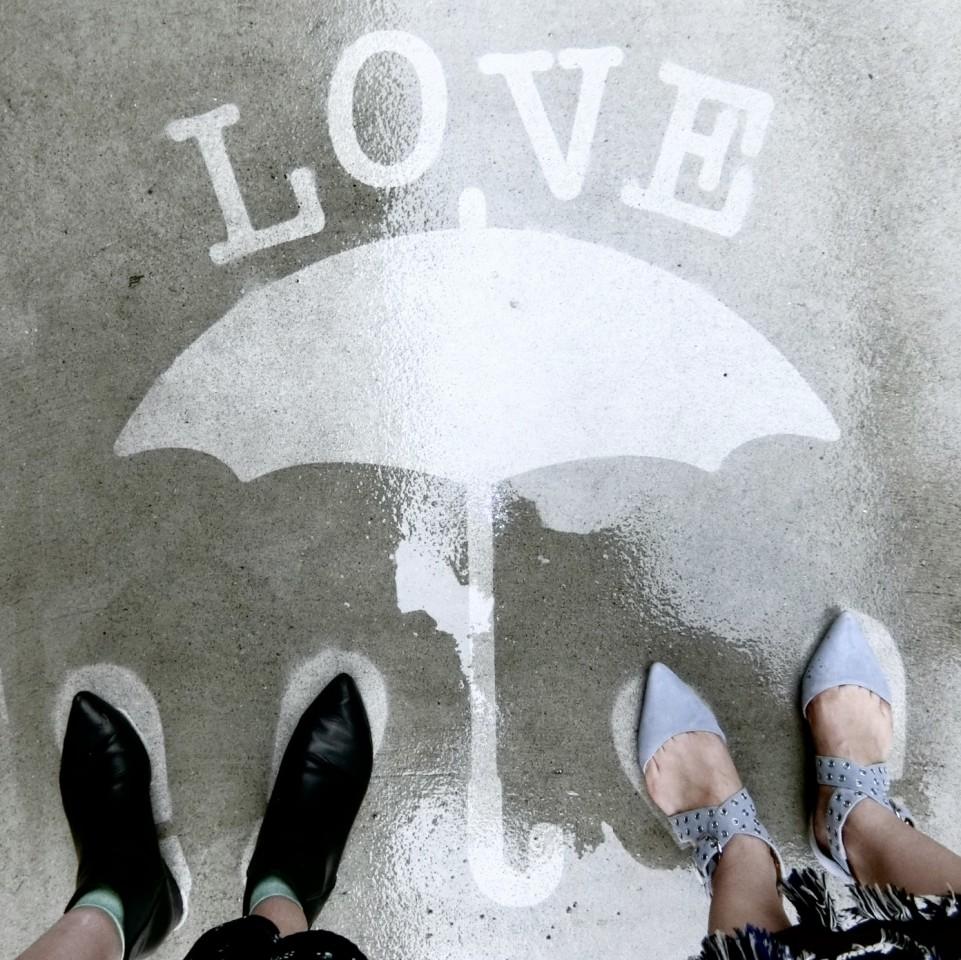 LOVE傘