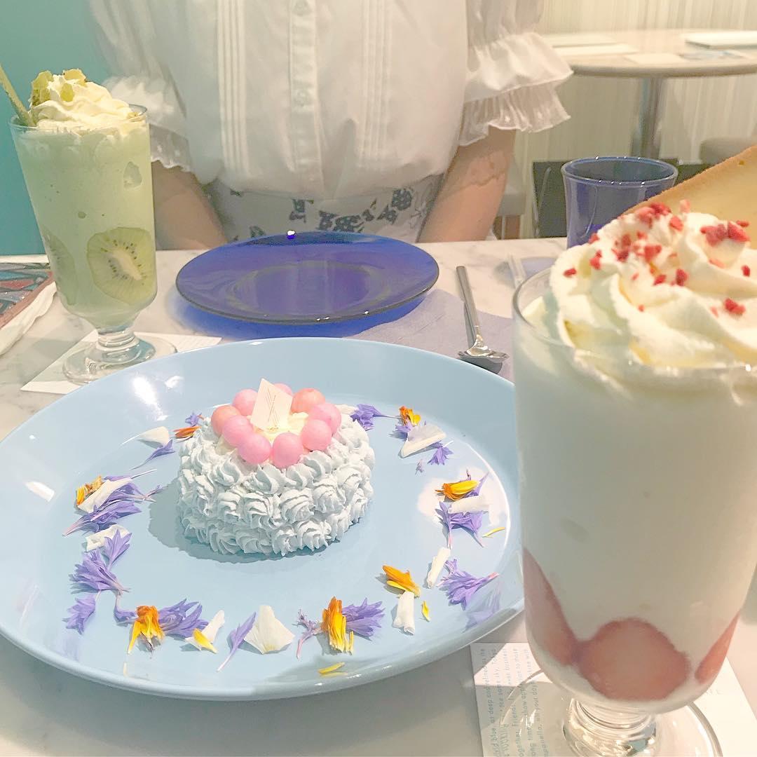 東京カンパネラカフェ