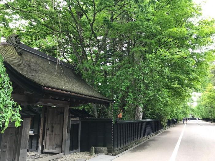 武家屋敷通り(角館武家屋敷)