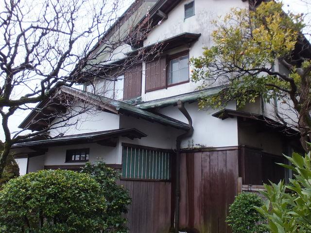 旧日向別邸ブルーノ・タウト「熱海の家」