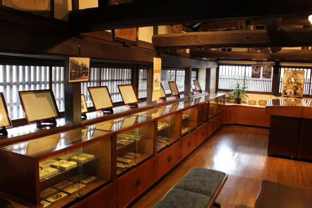 芋菓子の歴史館