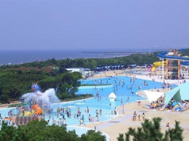 稲毛海浜公園プール・いなげの浜