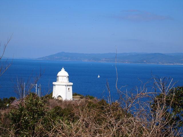 伊王島灯台旧吏員退息所