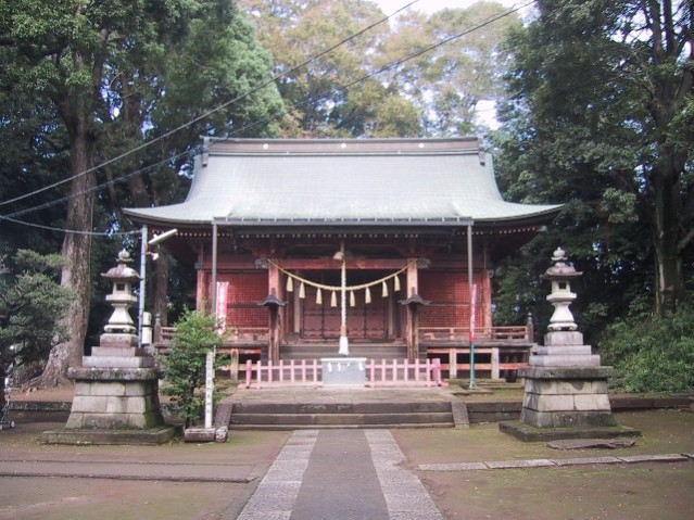三芳野神社(お城の天神さま)