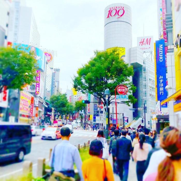 SHIBUYA109(渋谷109)