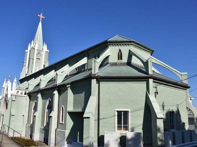 平戸ザビエル記念教会堂