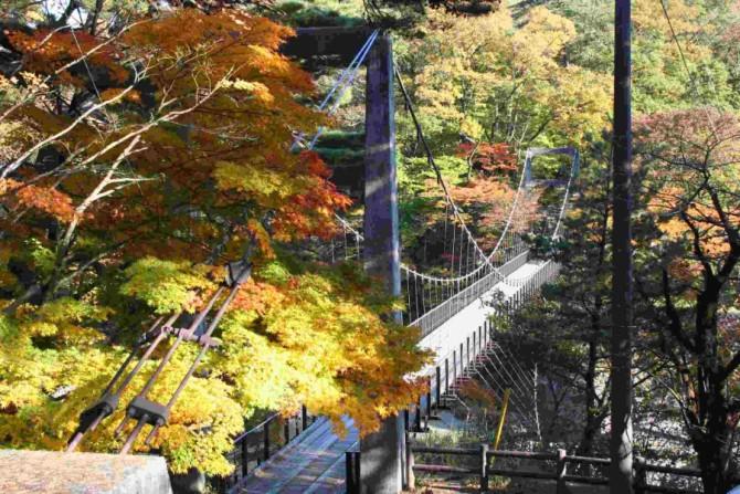 鷹の巣吊り橋