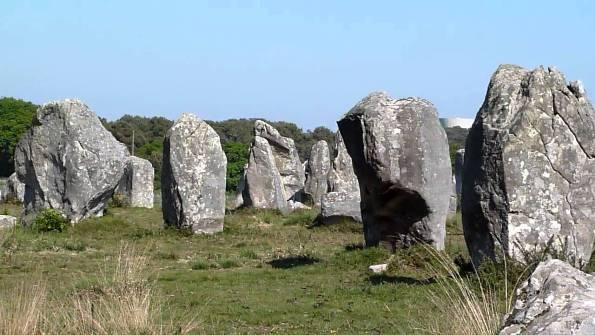 カルナック列石群