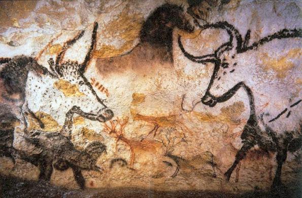 ラスコーの洞窟壁画
