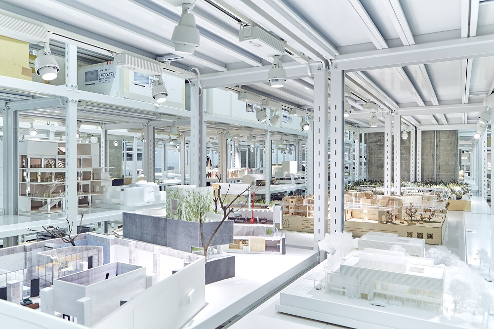 建築倉庫ミュージアム