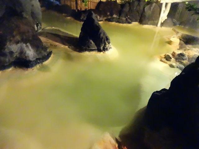 湯楽亭(大洞窟風呂)