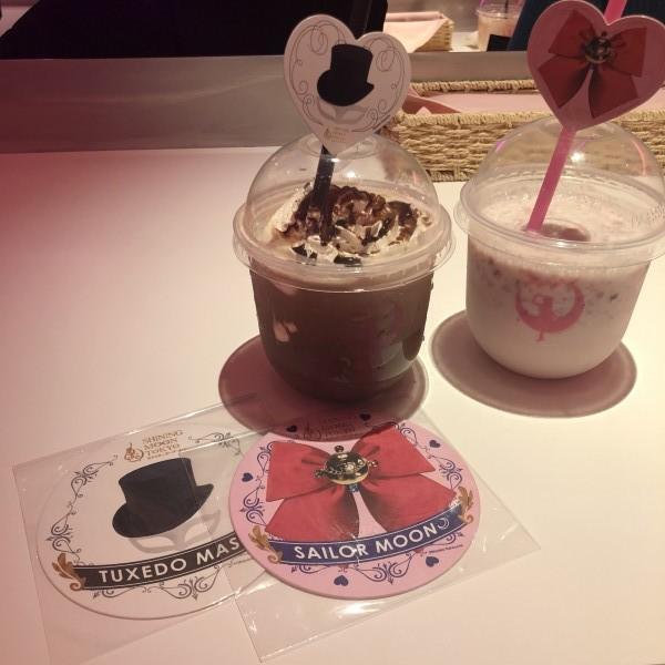 シャイニングムーントーキョー アイスココア スムージー