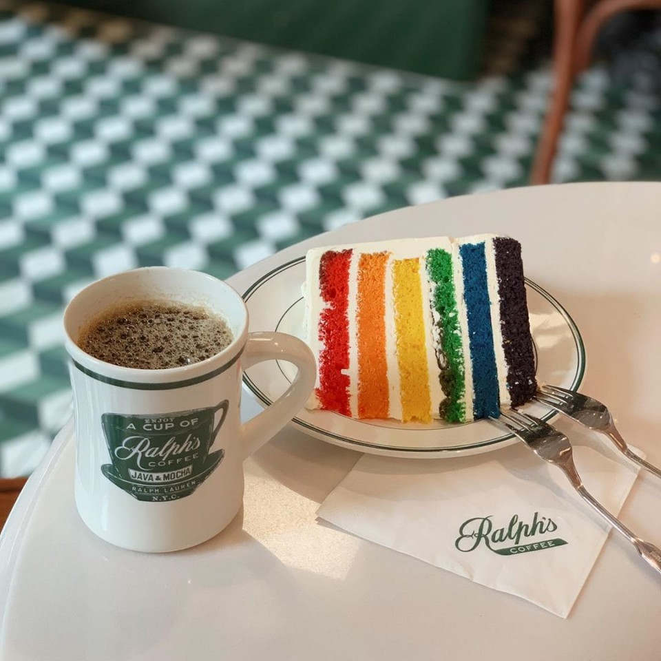Ralph's coffee Omotesando