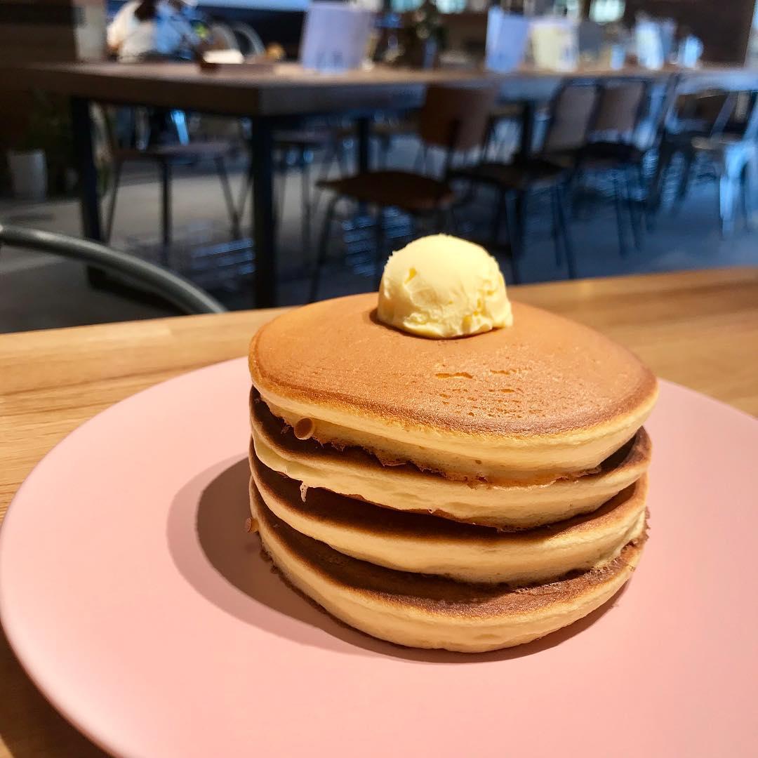 belle ville pancake cafe