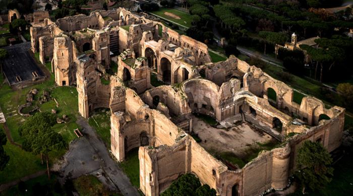 Terme di Caracalla(カラカラ浴場)