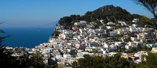 Isola di Capri(カプリ島)