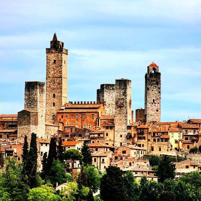 San Gimignano(サン・ジミニャーノ)