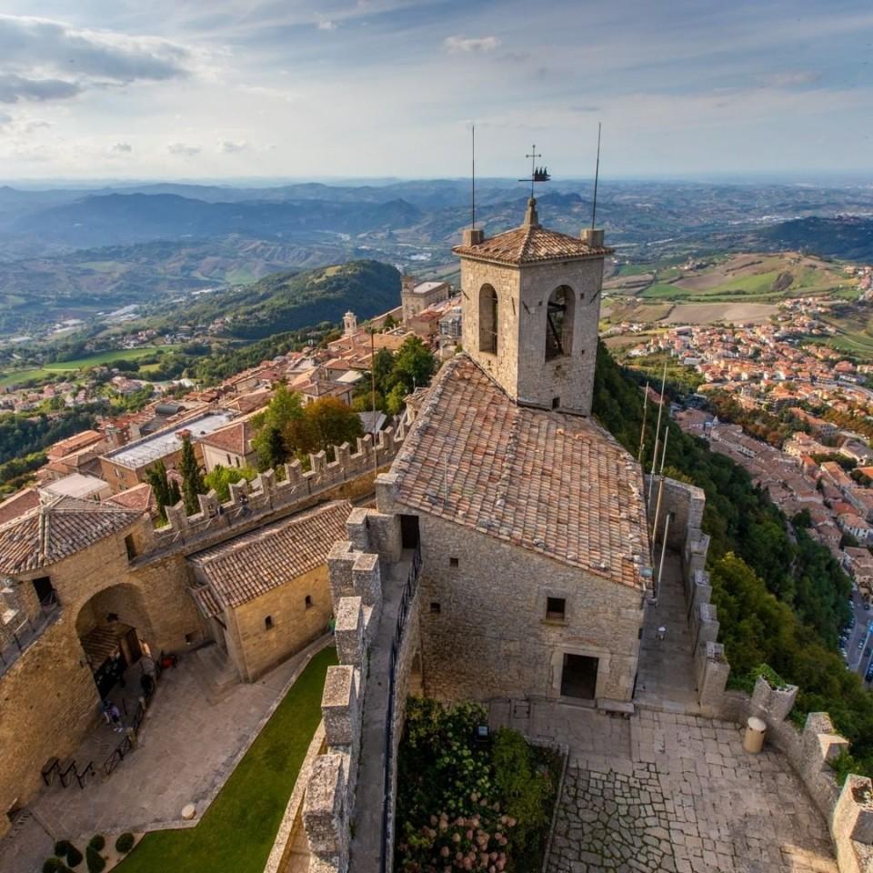 Repubblica di San Marino(サン・マリノ共和国)