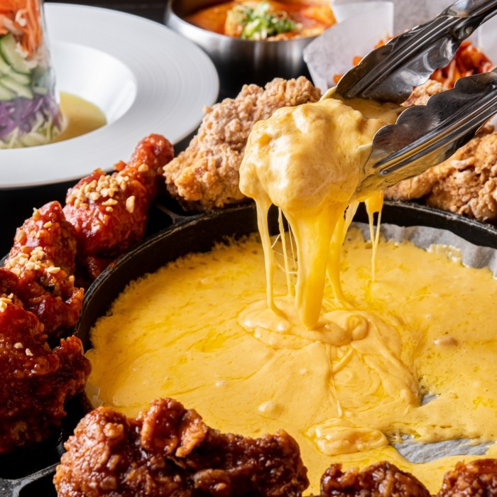 チキン 大阪 韓国 テイクアウトもOK!大阪で韓国チキンを食べよう