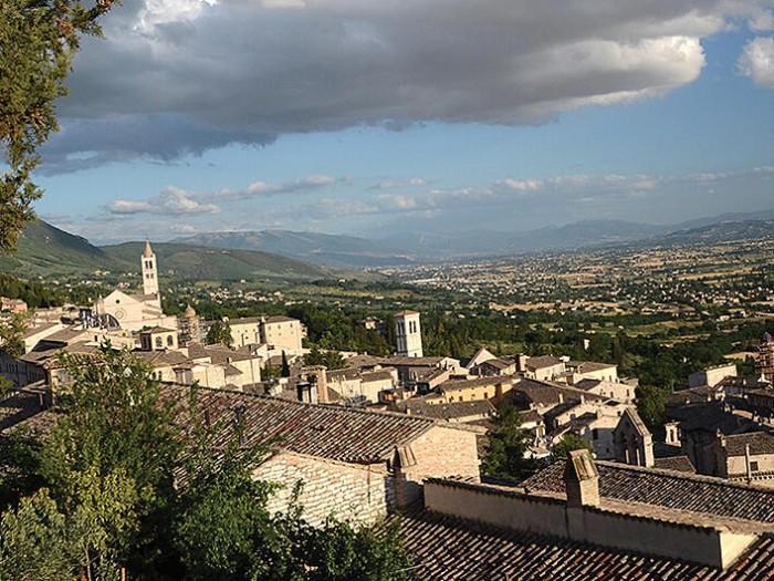 Basilica di San Francesco d'Assisi(アッシジ聖フランチェスコ聖堂)