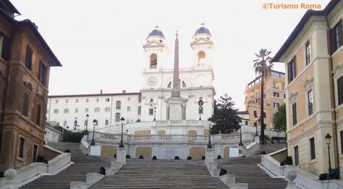 Piazza di Spagna(スペイン広場)