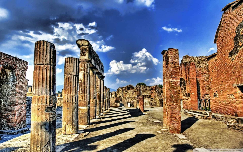 Scavi di Pompeii(ポンペイ遺跡)