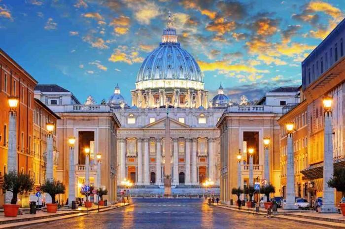 Basilica di San Pietro in Vaticano(サン・ピエトロ大聖堂)