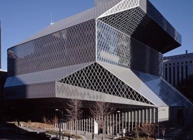 シアトル・セントラル図書館