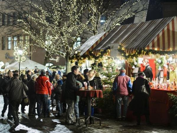 Nürnberger Christkindlesmarkt(ニュルンベルクのクリスマスマーケット)