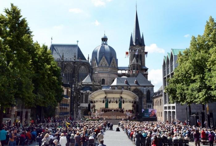 Aachener Dom(アーヘン大聖堂)