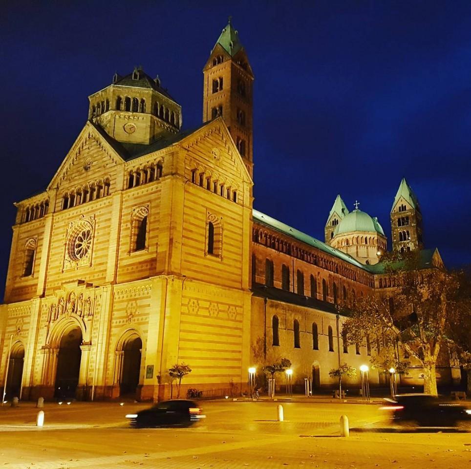 Dom zu Speyer(シュパイアー大聖堂)