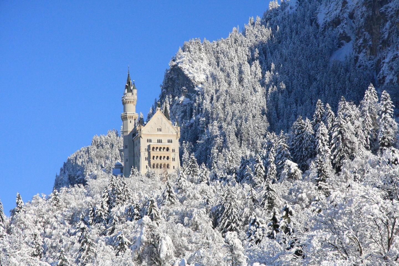 Schloss Neuschwanstein(ノイシュヴァンシュタイン城)