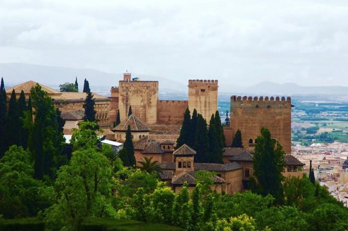 Alhambra de Granada (アルハンブラ宮殿)