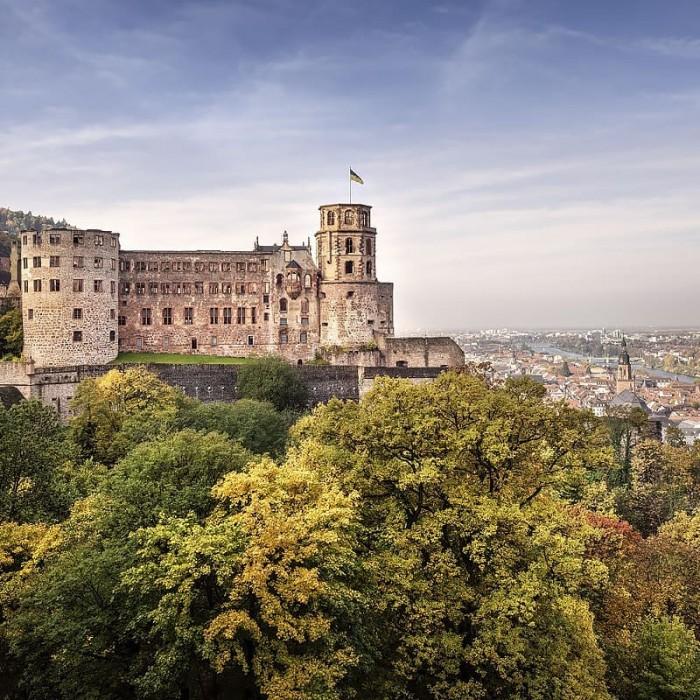 Heidelberger Schloss(ハイデルベルク城)