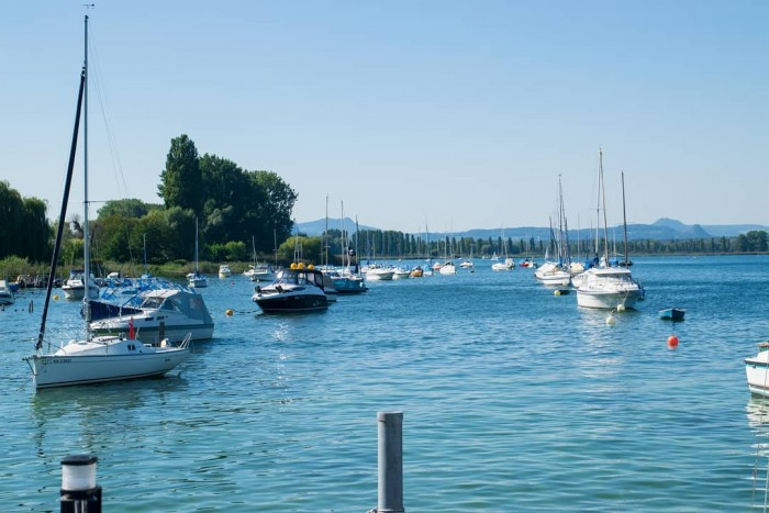 Bodensee(ボーデン湖)