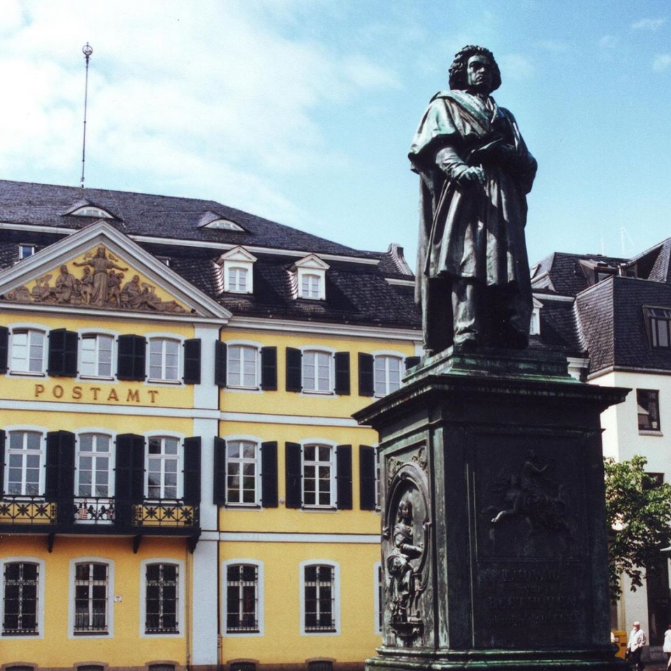 Beethoven-Haus(ベートーベンの家)