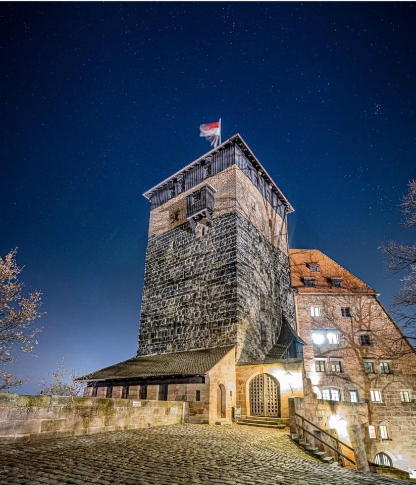 Kaiserburg(カイザーブルク城)