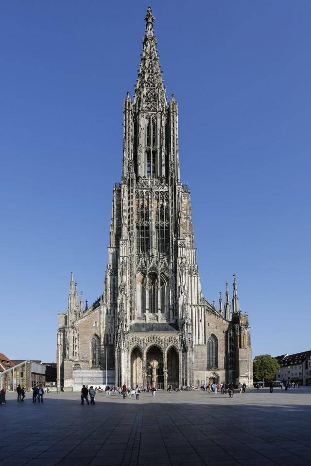 Ulmer Münster(ウルム大聖堂)